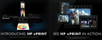HP ePrint & Share